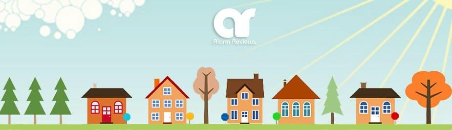 Retro Neighborhood cartoon by Alarm Reviews