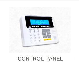 Lifeshields proprietary control panel for alarm