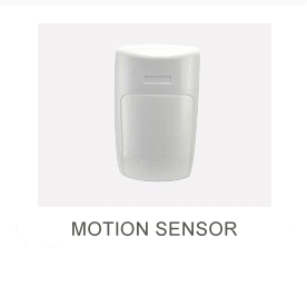 Motion sensor 40 lbs Infrared