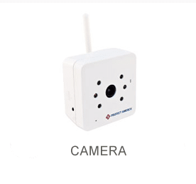 protect america indoor camera