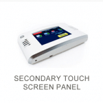 GE Secondary touch screen
