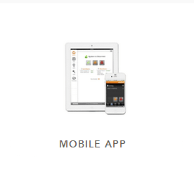 ipad and iphone displaying Vivint's mobile control app