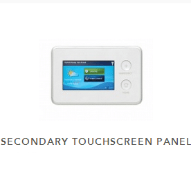 GE secondary touchscreen control panel