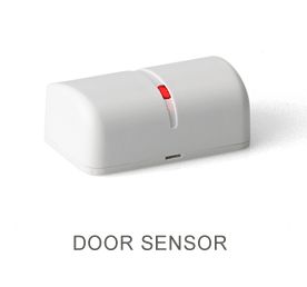 Xfinity security door sensor