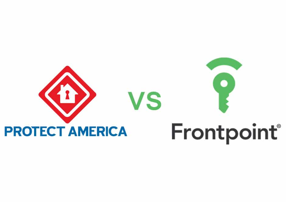 Protect america vs frontpoint security see who wins for Protect america install
