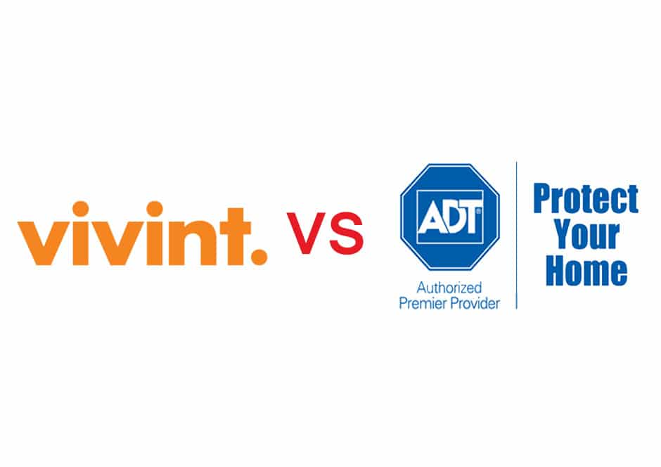 Vivint Alarm System >> Vivint VS ADT | See Which Security System is Best For You in 2017