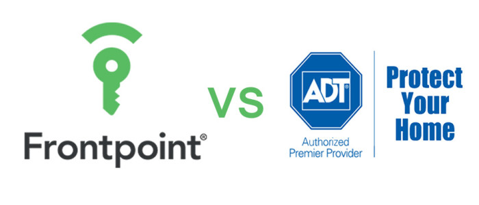 Frontpoint vs ADT Home Security