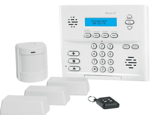 187 Ge Alarm Review Of The Home Security System Equipment