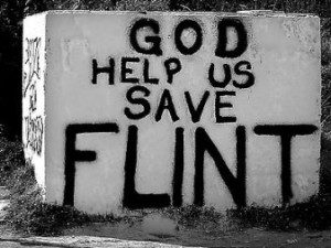 God Help us Save Flint MI