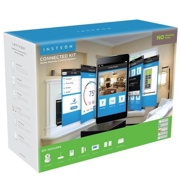 Insteon home automation package