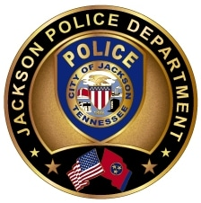 Jackson TN police badge
