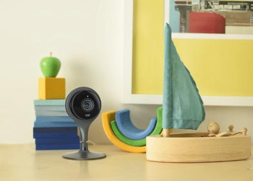 Nest Black security camera
