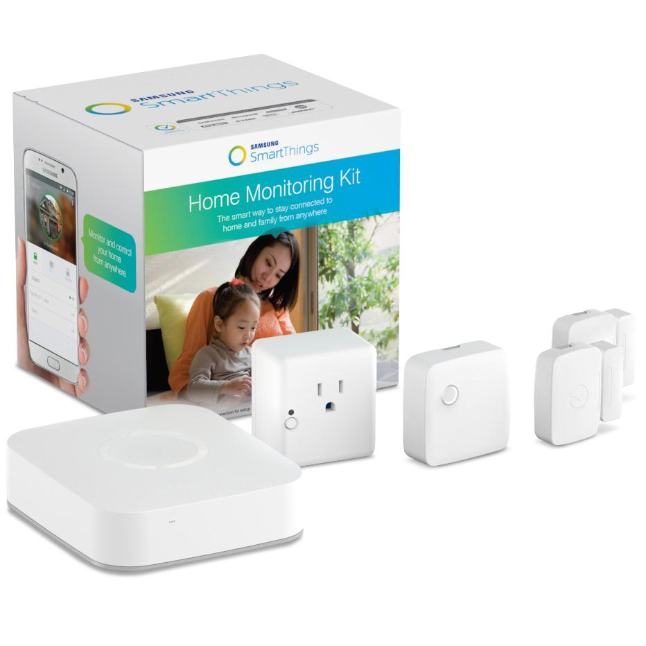 SmartThings Starter Kit package
