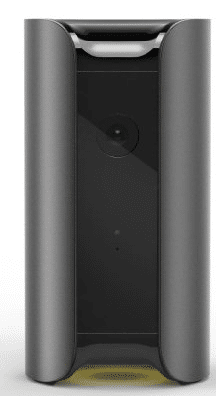 canary is all in one security black device