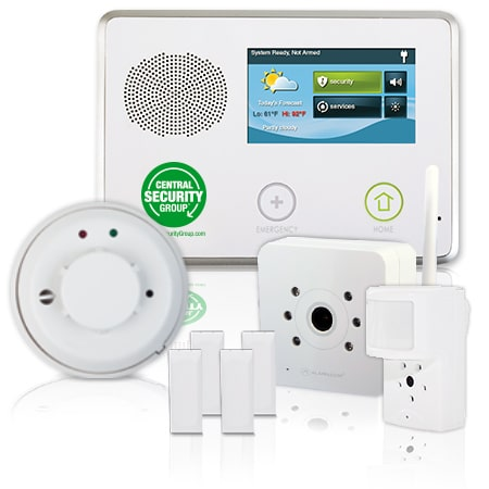 central security wireless equipment