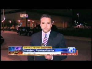 chester PA shooting report