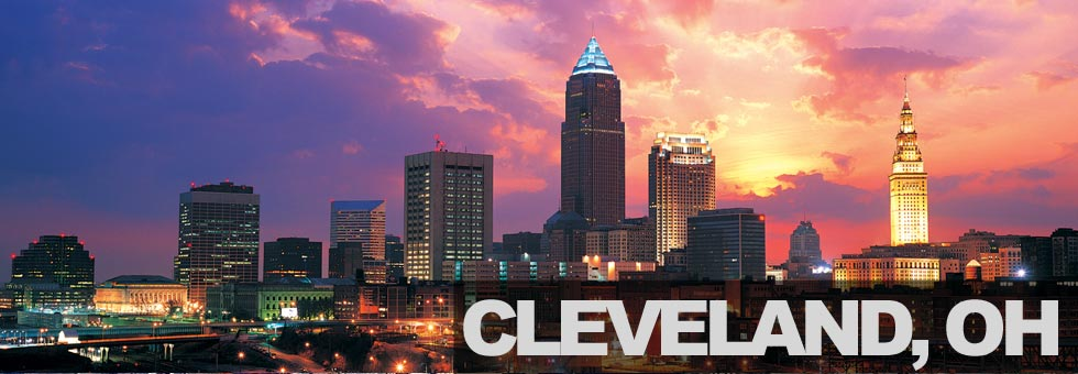 cleveland OH city