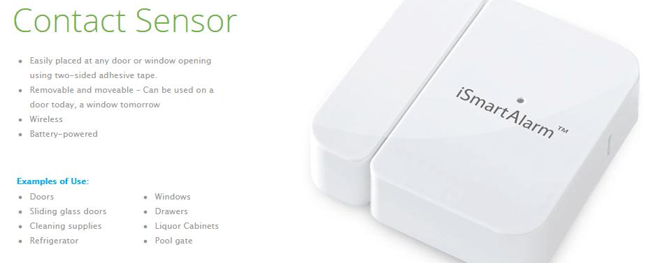 contact sensor
