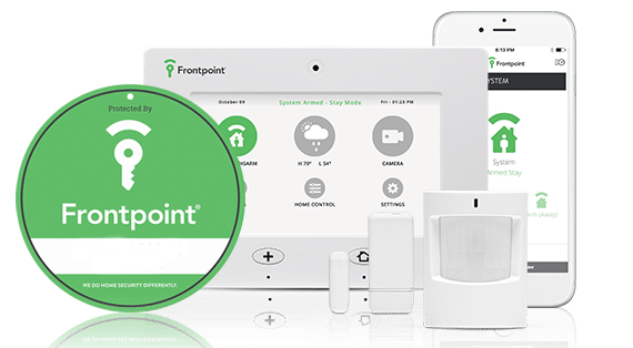 frontpoint security equipment