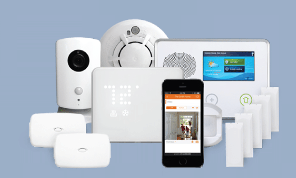Link Interactive security system bundle