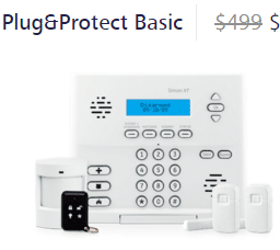 plug and protect basic system