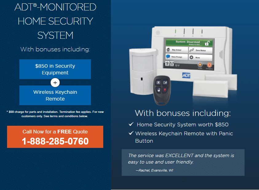 Adt Home Security Reviews 2019