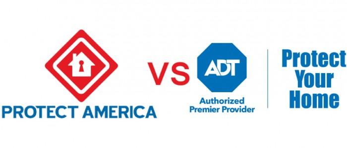 Protect America VS ADT