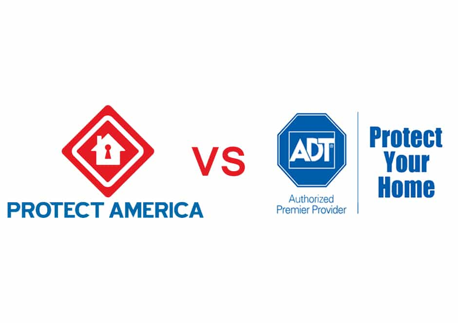 Protect america vs adt security showdown see who wins for Protect america install