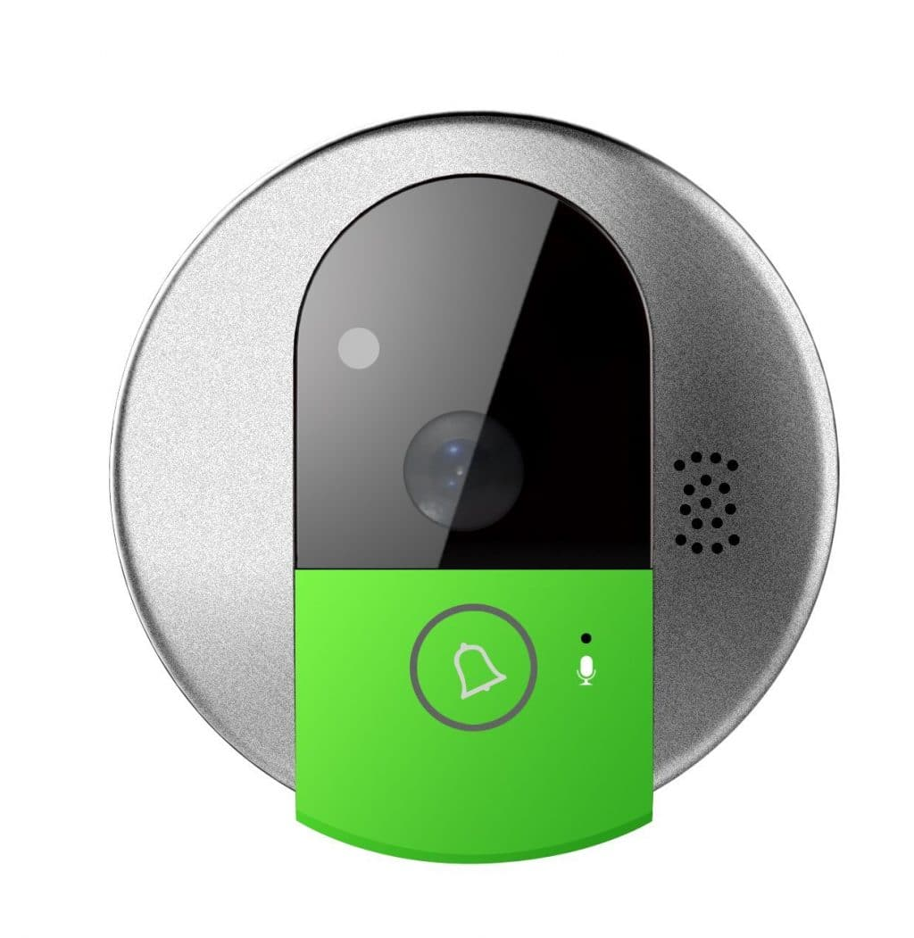 Wumal wifi video doorbell