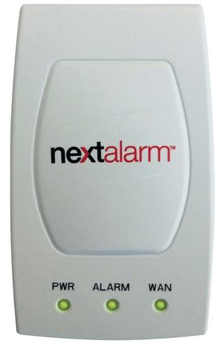 nextalarm control panel