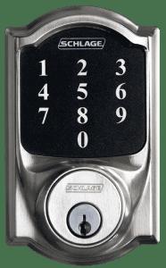 shlage automated keylock