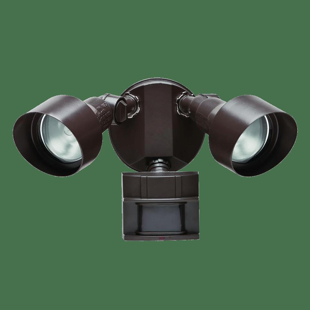 outdoor motion light