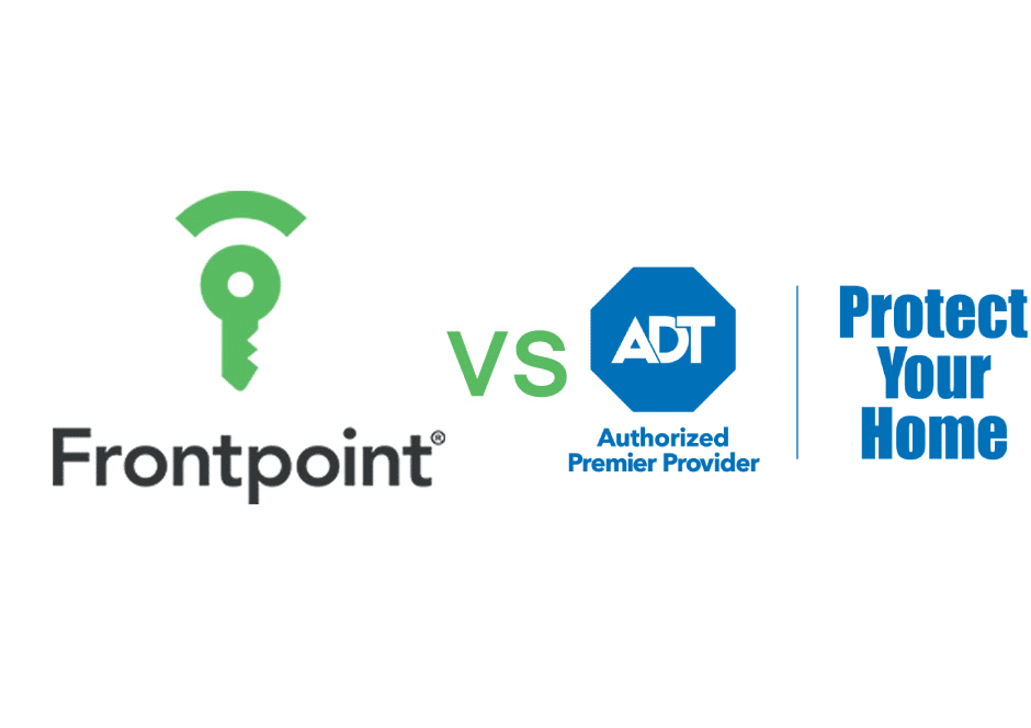 Frontpoint vs ADT by Alarm Reviews - Battle shown in Detail