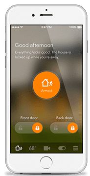 vivint-smarthome-app-on-phone