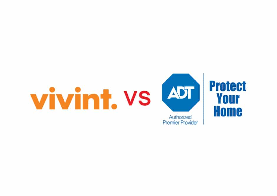 Vivint VS ADT | See Which Security System is Best For You in