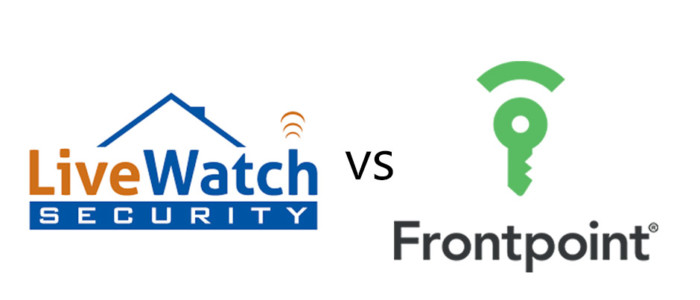 LiveWatch vs Frontpoint