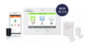 Livewatch security system