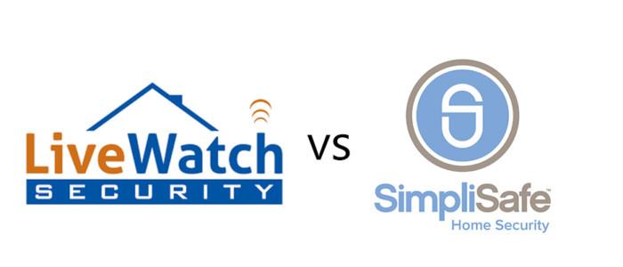 LiveWatch vs SimpliSafe