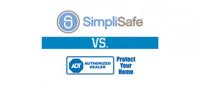 Simplisafe vs ADT – Reviews & Comparison