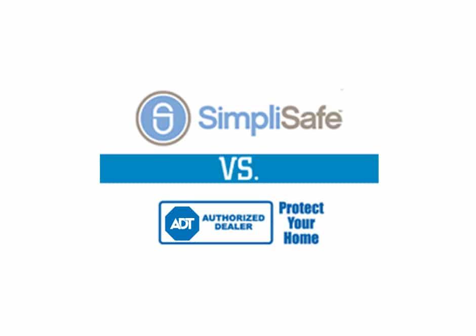 Simplisafe versus ADT