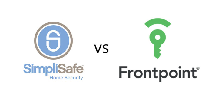 SimpliSafe vs Frontpoint Security