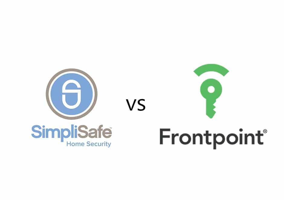 SimpliSafe vs Frontpoint Security