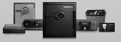 various-sentry-safes