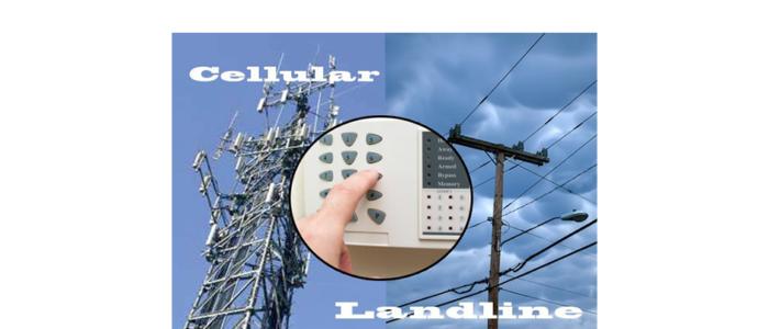 Landline Vs Cellular Security Systems