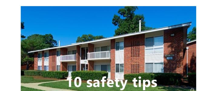 Apartment Security Ideas