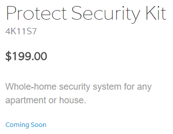 this beats simplisafes cost additional costs depend on the amount of sensors wanted