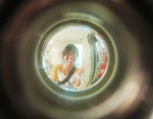 Classic Peephole. Do You Feel These Are Now An U0027oldu0027 Device?