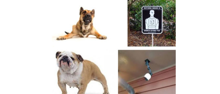 Cheap alternatives to a Home Security System