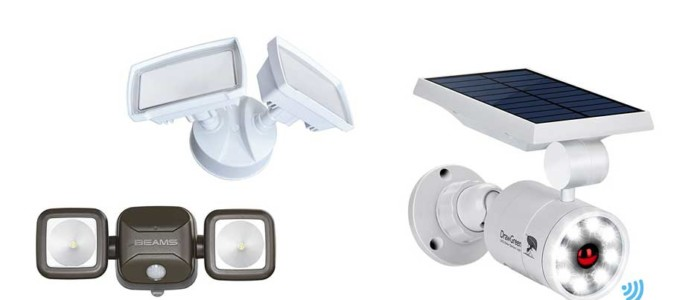 7 Best Outdoor Motion Lights for Homes