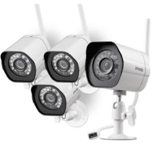 Best Zmodo Security Cameras 2019 -